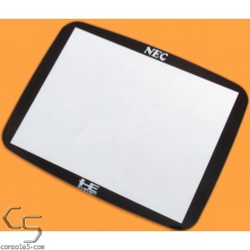 "GLASS PC Engine GT 3.5"" Lens / Screen Cover for LCD swaps - PC-Engine"