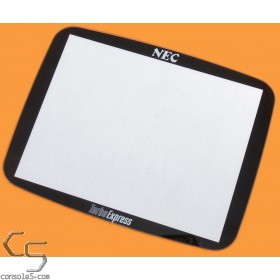 "GLASS TurboExpress 3.5"" Lens / Screen Cover for LCD swaps - Turbo Express"