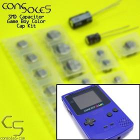 Game Boy Color SMD Cap Kit (GBC)