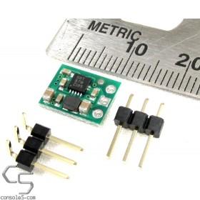 5V Step Up Voltage Regulator U1V10F5: Boost voltages as low as 0.5v to 5v!