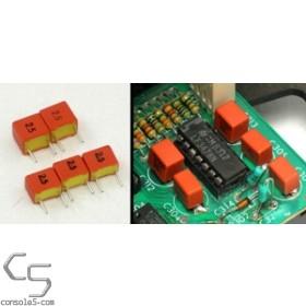 Vectrex Integrator Cap Kit