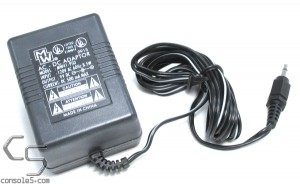 9v 500mA Power Supply Transformer for Atari 2600, Pong, Stunt Cycle, Gemini