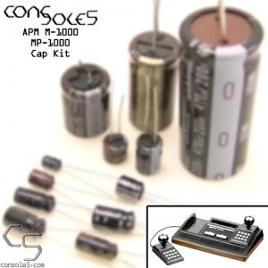 APF M1000 MP1000 Cap Kit - M-1000 MP-1000