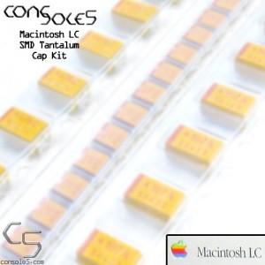 Macintosh LC SMD Tantalum Main PCB Cap Kit