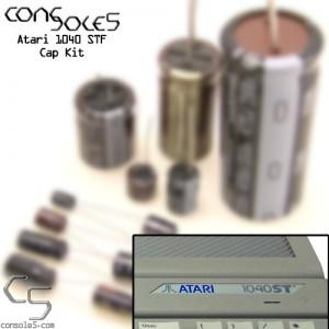 Atari 1040 STF Computer Cap Kit C070523-001 Rev D (Main PCB)