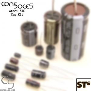 Atari 520STE / 1040STE Computer Cap Kit (Main STE PCB)