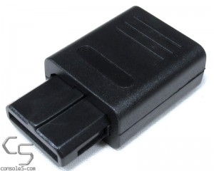 Nintendo SNES / Super Famicom / N64 AV Multi Out Plug for Custom RGB Cables / Repair