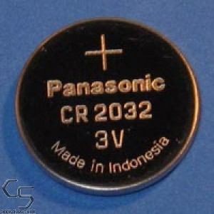 Panasonic CR2032 3V Lithium Battery
