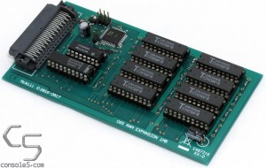 C65 RAM 1MB Expansion for Commodore C65 / C64DX / C90 prototype (C-1990)
