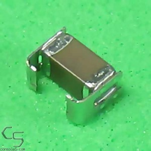 4.7uF 10% 50v Multilayer Ceramic Capacitor MLCC X7R SMD / SMT Metal Frame Leads