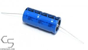 6800uF 16v Axial Vishay Electrolytic Capacitor, 8000 Hrs 85°C 6,800uF