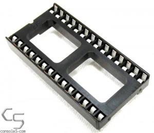 28 pin DIP IC chip sockets 28p DIP28