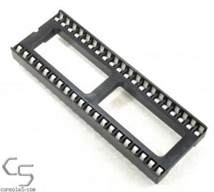 40 pin DIP IC chip sockets 40p DIP40
