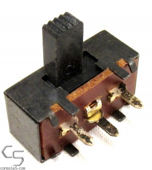 Atari 2600A / Junior Difficulty Switches, Channel Select Switch 2/3 CO12241