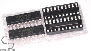 Colecovision Controller Interface Chip Repair Kit