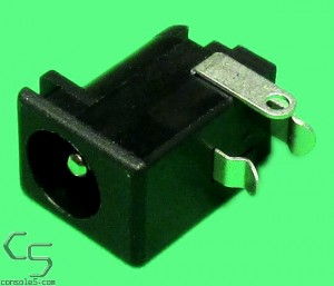 Sega Genesis / SMS / Atari Jaguar / Famicom DC Female Power Jack