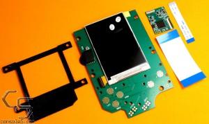 Nintendo Game Boy Classic DMG-01 FULL SIZE Modern IPS Backlit LCD Kit + Bracket
