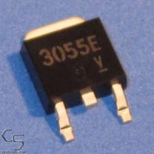 3055E N-Channel MOSFET (for Atari Lynx Q11 / Q12)
