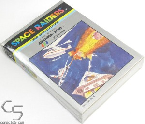 Space Raiders (Emerson Arcadia) (NEW!)