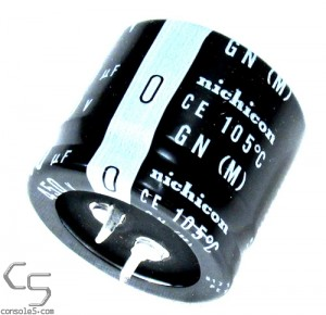 150uF, 450v Snap In Electrolytic Capacitor 105c (for A2M6014X monitors)