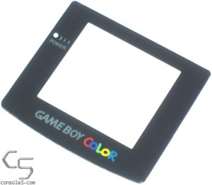 Game Boy Color New Replacement Lens / Screen Cover GBC