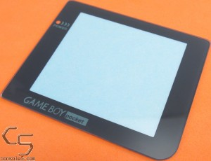 GLASS Game Boy Pocket New Replacement Lens / Screen Cover
