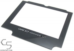 Game Boy Advance SP New Replacement Lens / Screen Cover