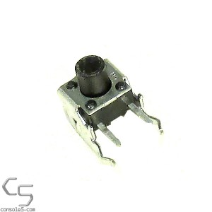 Sega Saturn Shoulder Button Switch / Sega Mega Drive & Genesis 6 button MODE switch