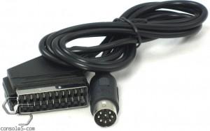 Sega Genesis 1 / Mega Drive 1 / Master System RGB SCART Cable (270)
