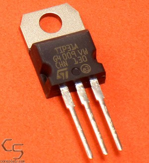 TIP31A Bipolar NPN General Purpose Power Transistor