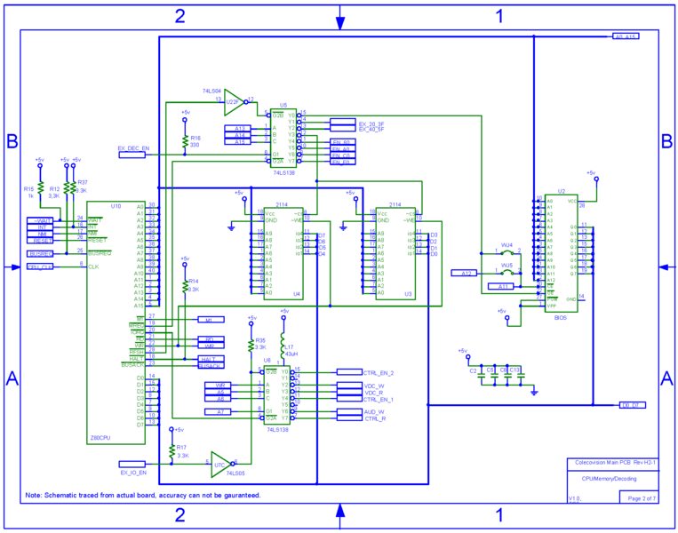 File:Colecovision-Schematic---CPU,-RAM,-Decoding.png