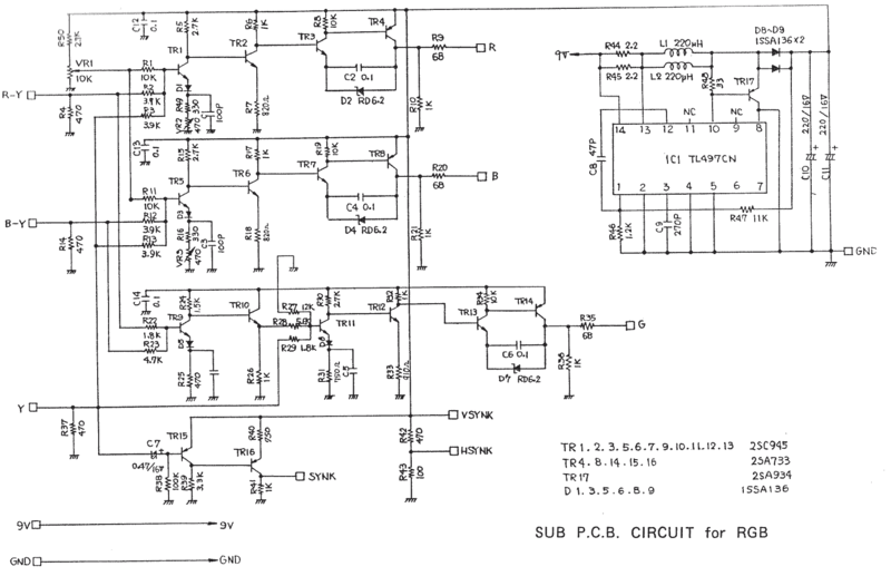 File:Sega-SC-3000-Schematic-(SUB PCB CIRCUIT for RGB).png