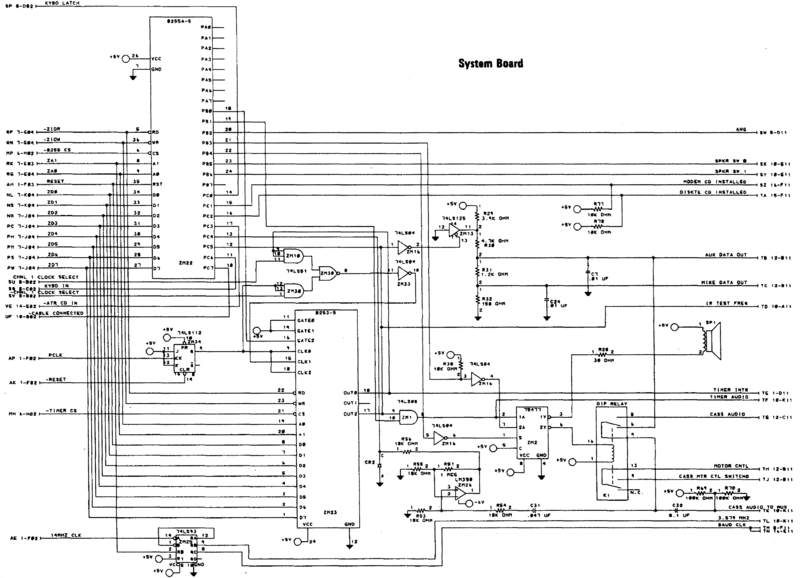 File:IBM-PCjr-System-Board-Schematic-9.png