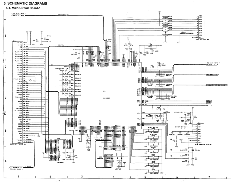 File:Game Gear VA1 Schematic - Main Circuit Board - 1.png